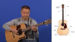 한솔동 첫마을 방송국 - 어쿠스틱 기타 (1강)