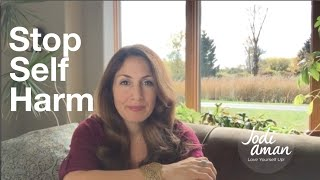 Stop Self Harm: How To Relieve Emotional Pain Without Hurting Yourself