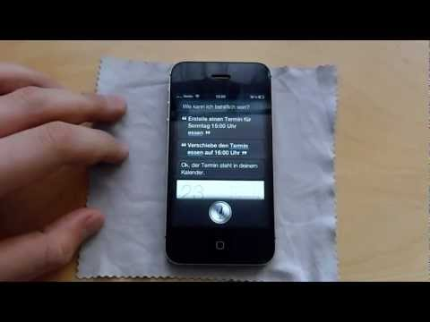iPhone 4S Review deutsch german 64GB schwarz von Apple - felixba94