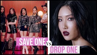 KPOP: SAVE ONE, DROP ONE (2019 EDITION)