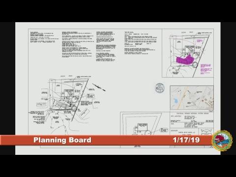 Planning Board 1.17.2019