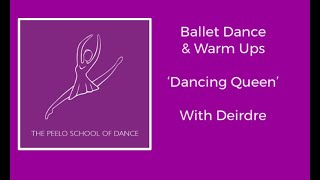 Ballet Dance 5-8yrs 'Dancing Queen' with Deirdre
