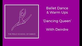Ballet Dance 5-8yrs 'Dancing Queen' with Deirdre