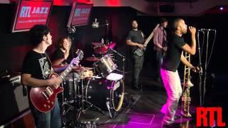 Trombone Shorty - Do to me en live dans L'heure du Jazz sur RTL - RTL - RTL