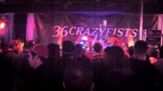 36 crazy fists   Sorrow Sings new one