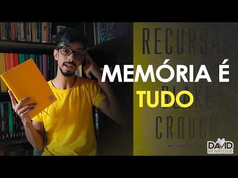RECURSÃO | BLACK CROUCH | INTRÍNSECOS 013 | Memória é tudo