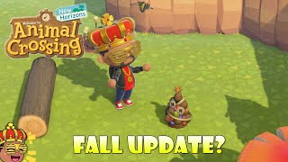 It's Officially Fall! Where's The Fall Update? | Animal Crossing New Horizons