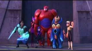 Big Hero 6: Inmortales (Cover Español-Zack Stubborn) Music Video
