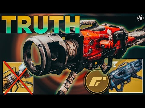 Truth Exotic Rocket Launcher Review (She's Back BABY!!) | Destiny 2 Season of Opulence