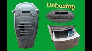 Der Luftkühler PAE25 von der Firma TROTEC - Unboxing