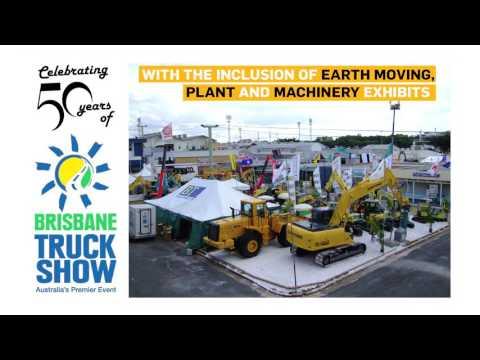 Brisbane Truck Show 50th Anniversary