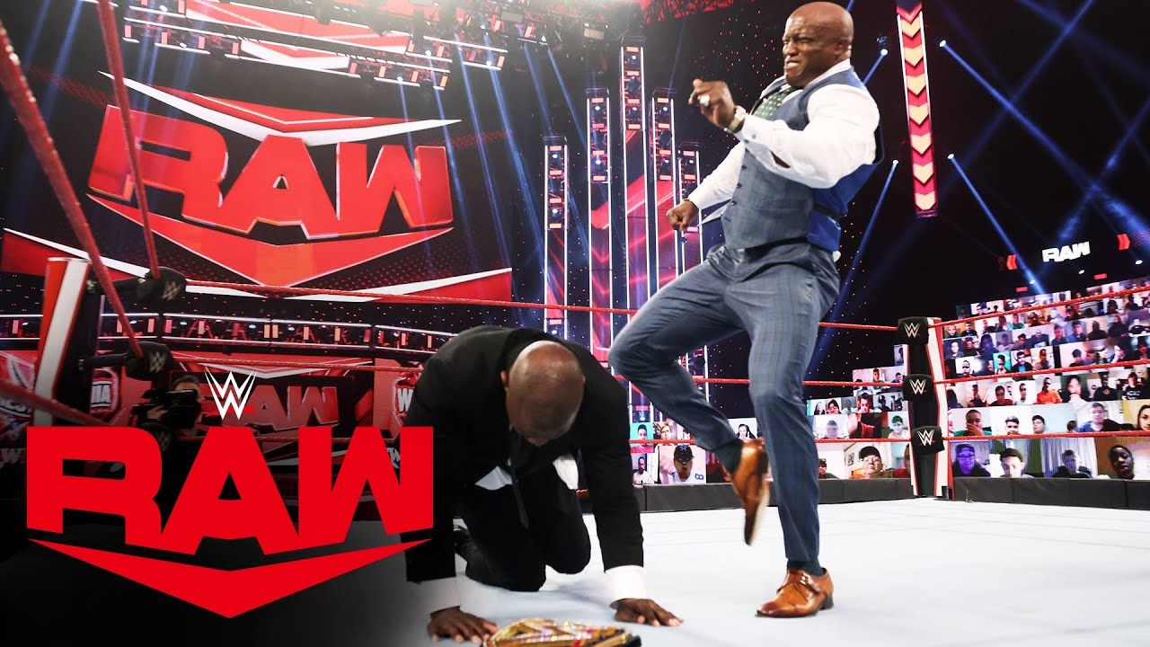 The Hurt Business Fractures On WWE RAW