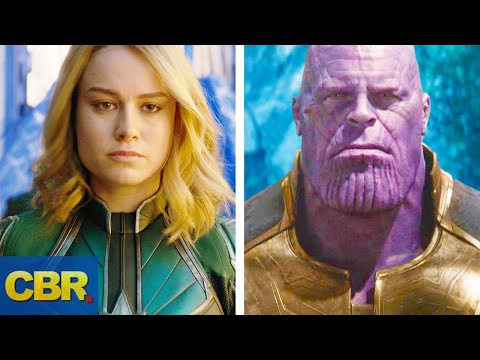 Thanos Used Loki To Invade Earth Because Of Captain Marvel (Avengers Endgame Theory)