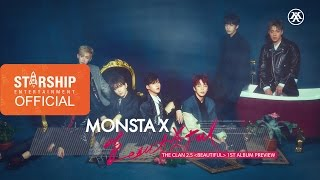 [Preview] 몬스타엑스 (MONSTA X) - The 1st Album