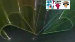 1993 NBA on NBC - Bulls vs. Knicks - Game 5 ECF Intro