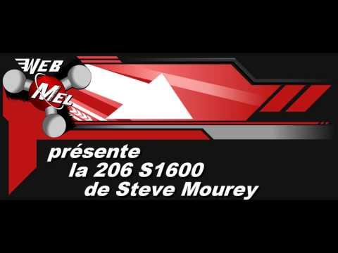 La 206 S1600 de Steve Mourey par WebMel Conception