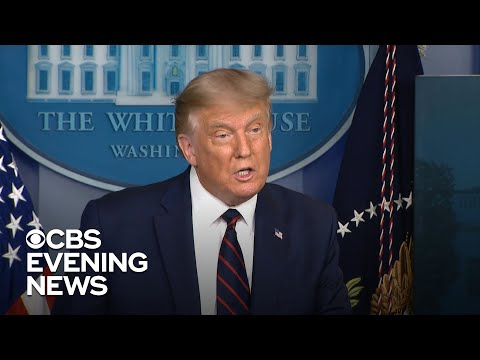 Trump authorizes controversial COVID-19 treatment