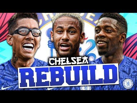 REBUILDING CHELSEA!!! FIFA 20 Career Mode