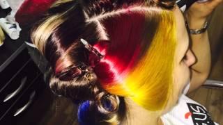 Fabiana Land em Aquarela de cores SENS.ÙS - Tabu Color