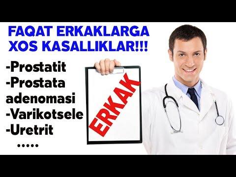 Prostatite erezione debole