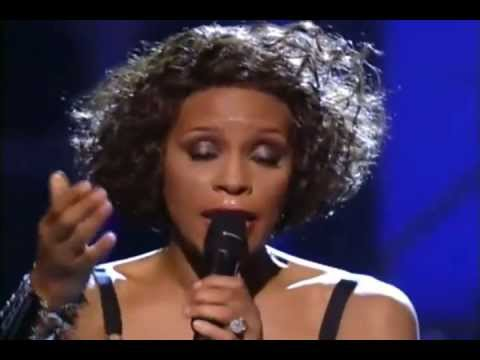 "Whitney Houston - performing  ""I Will Always Love You"" (HD) com legenda."