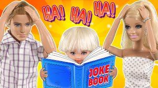 Barbie - No More Bad Jokes! | Ep.287