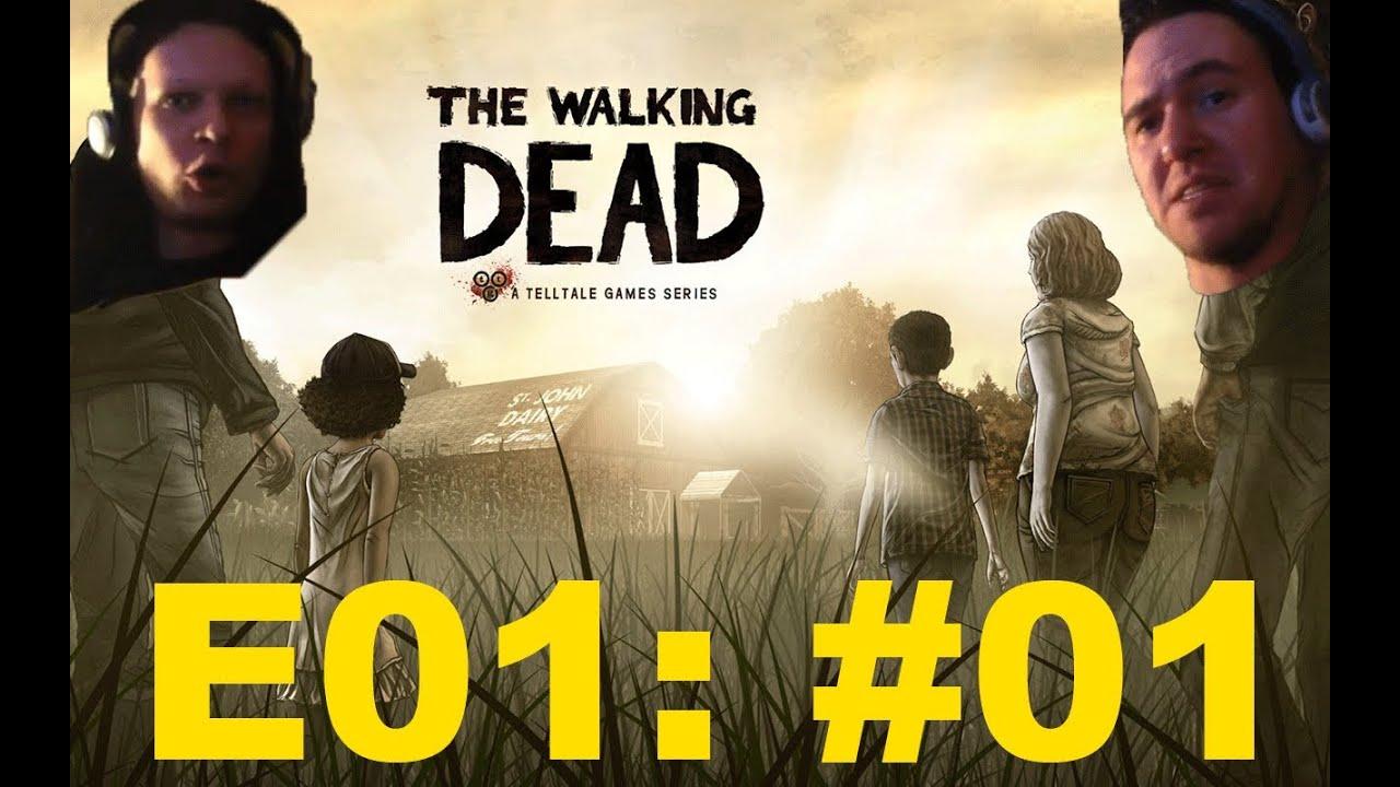 Spiele-Ma-Mo: The Walking Dead – Episode 1 (Part 1)