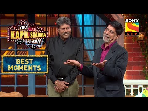The Cricketing Legends | The Kapil Sharma Show Season 2 | Best Moments