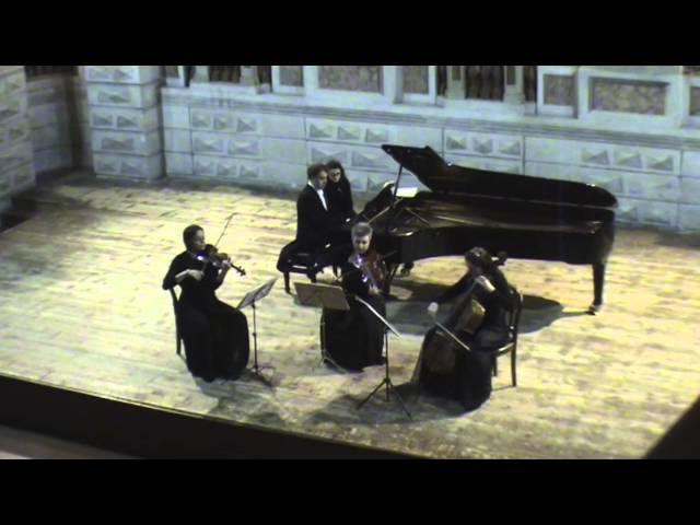 Schumann: Piano Quartet Op. 47 (Andante cantabile)