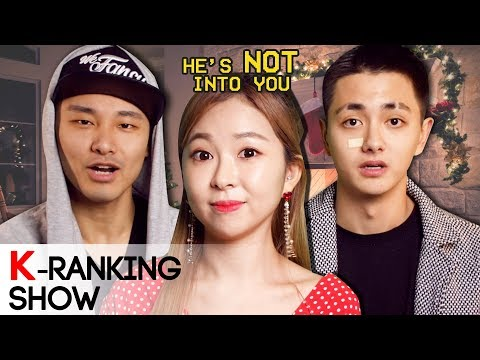 TOP5 Things You Should Know When Dating Korean Guys|K-ranking Show