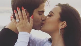 Demi Lovato WANTS OUT Of Engagement! Ready To BREAKUP With Fiancé Max Ehrich!