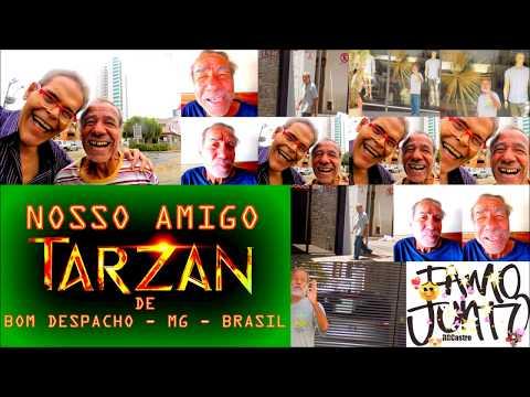 👍NOSSO😉ESTIMADO👏AMIGO😍'TARZAN'😘DE 💝BOM DESPACHO💖- MG - BRASIL... 😛AMIZADE SINCERA😜!👈✌️👋🤝🙏💞