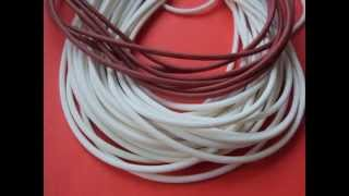 Шнур резиновый уплотнительный круглого сечения