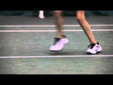 Tennis Tip: The Backhand Volley