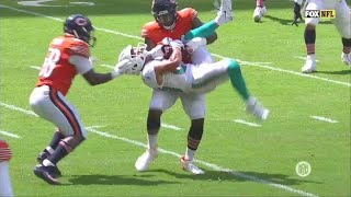 """NFL Biggest """"Body Slam"""" Tackles of All Time 