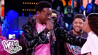 Michael Blackson Wreaks Havoc on New School Squad ft. Cassidy & Cartel Crew 🔥 Wild 'N Out