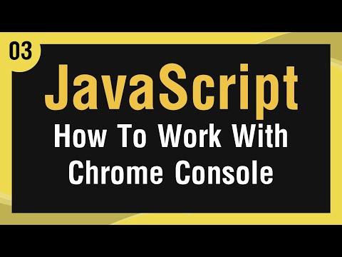 تعلم لغة JavaScript القائمة #1 الفديو #3