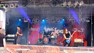 Video Thrashing Machine - Solaris (Medley) (Agressive Music Fest 2018)