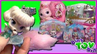 PALACE PETS PALOOZA! | Disney Princess Whisker Haven Tales Toys