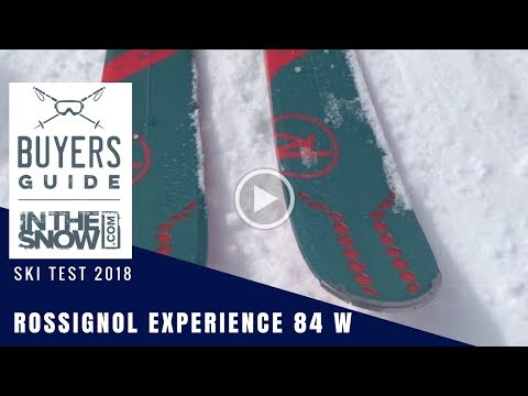 Rossignol Experience 84 W Ski Review