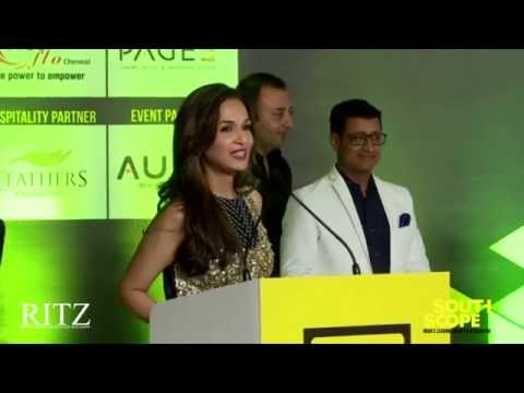 Soundarya Rajinikanth at The RITZ presents SouthScope Lifestyle Awards