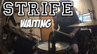 Strife - Waiting - Drum Cover by Andy Gentile