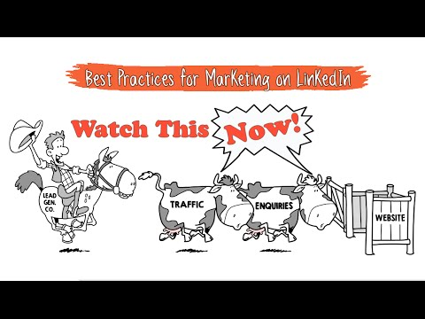 LinkedIn Marketing Explained