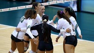 Rainbow Wahine Volleyball 2018 - Hawaii Vs UC Riverside