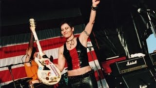 Joan Jett World of Denial