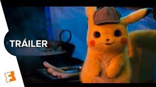 Detective Pikachu - Tráiler Oficial (Sub. Español)