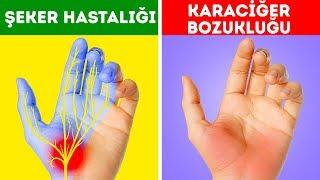 Ellerinizin Sizi Uyardığı 12 Sağlık Sorunu