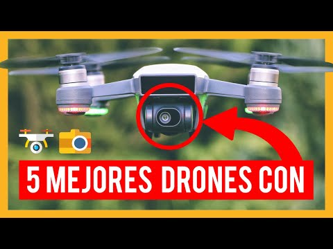🥇 5 MEJORES DRONES CON CÁMARA 📸 CALIDAD PRECIO 🥇 VÍDEOS 4K 🎥 EN AMAZON 💥