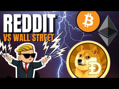 Kada bitcoin eina į akcijų rinką