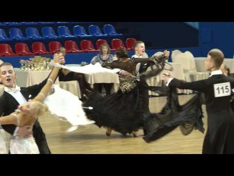 Иванов Алексей - Кушнарева Алиса, Tango